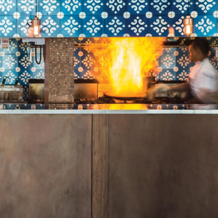 SRS Signature Group - Chef-Driven Restaurants
