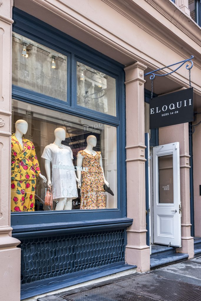 ELOQUII Opens Its Sixth Store In The Heart Of New York City's SoHo Shopping District, Following A Successful Pop-Up Shop